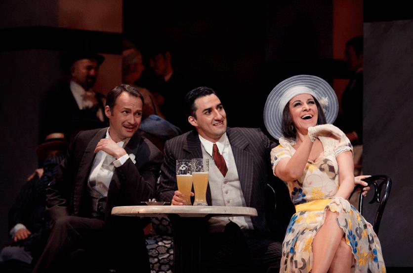 Prunier, Kregždutė, Karališkoji opera, Covent Garden, 2013(d Armiliato, r Joël)