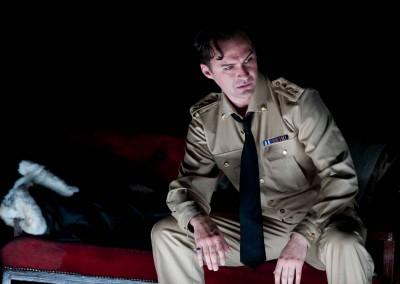Hercogas, Rigoletto, Scottish Opera, 2011 (d. Ringborg, r. Richardson) 5/8