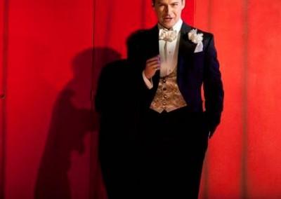 Hercogas, Rigoletto, Scottish Opera, 2011 (d. Ringborg, r. Richardson) 8/8