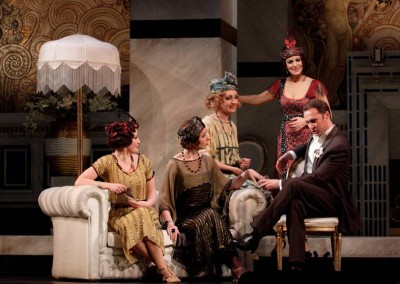 Prunier, Kregždutė, Karališkoji opera, Covent Garden, 2013(d Armiliato, r Joël) 3/4