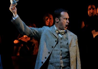 Alfredo, La Traviata, Opéra National de Lyon, 2009 (c Korsten, d Gruber) 3 / 4