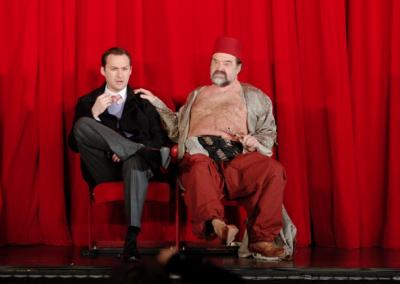 Belmontė, Pagrobimas iš seralio, Amsterdamo opera, 2008 (d. Carydis, r. Simons) 2 / 7