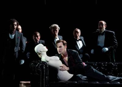 Duke, Rigoletto, Scottish Opera, 2011 (c Ringborg, d Richardson) 1 / 8
