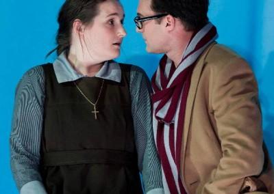 Duke, Rigoletto, Scottish Opera, 2011 (c Ringborg, d Richardson) 3 / 8