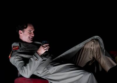 Duke, Rigoletto, Scottish Opera, 2011 (c Ringborg, d Richardson) 4 / 8