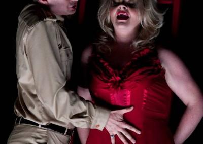 Duke, Rigoletto, Scottish Opera, 2011 (c Ringborg, d Richardson) 7 / 8