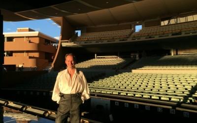 Debut at the Santa Fe opera festival, USA